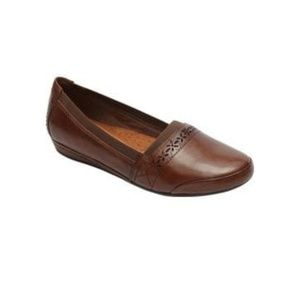 Cobb Hill slip on shoes size 10, leather, new